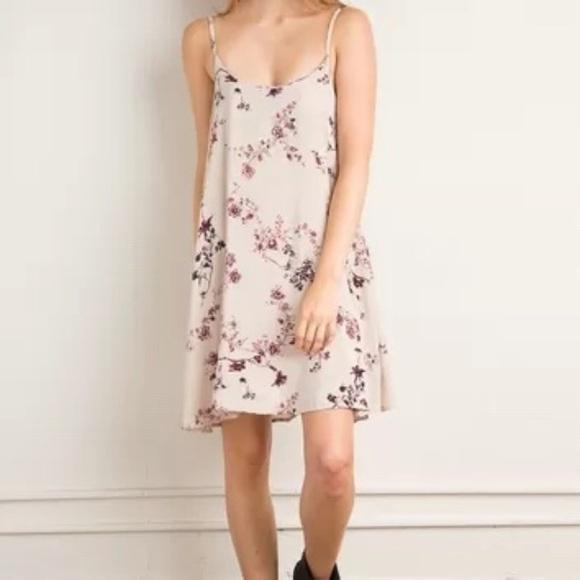 19a25b69ab brandy melville cherry blossom gaby dress