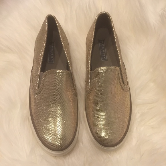 Sperry Shoes   Sperry Top Sider Gold