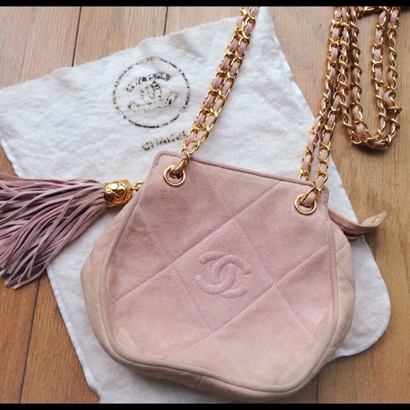 Baby Pink Chanel Purse Prada Bag Outlet Online