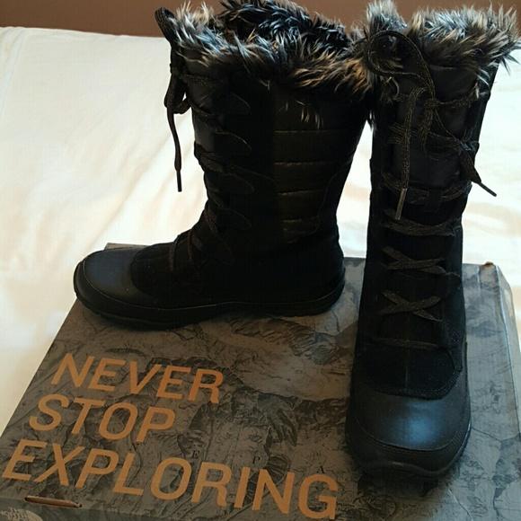 5f9e16e5f The North Face Nuptse Purna boots