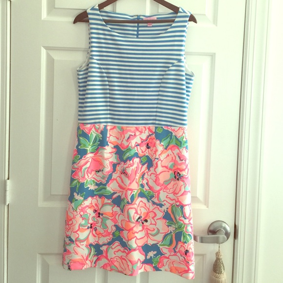 Lilly Pulitzer Floral Dresses