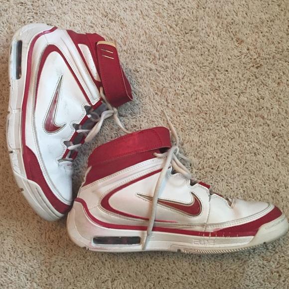Nike Shoes | Nike Red Elite Us 85 High