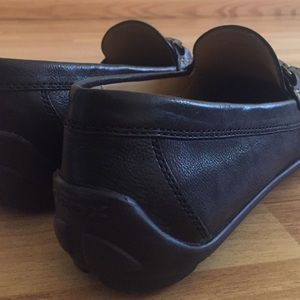 5c852a22d3 Geox Shoes   Mens Black Patent Leather Loafers Size 10   Poshmark