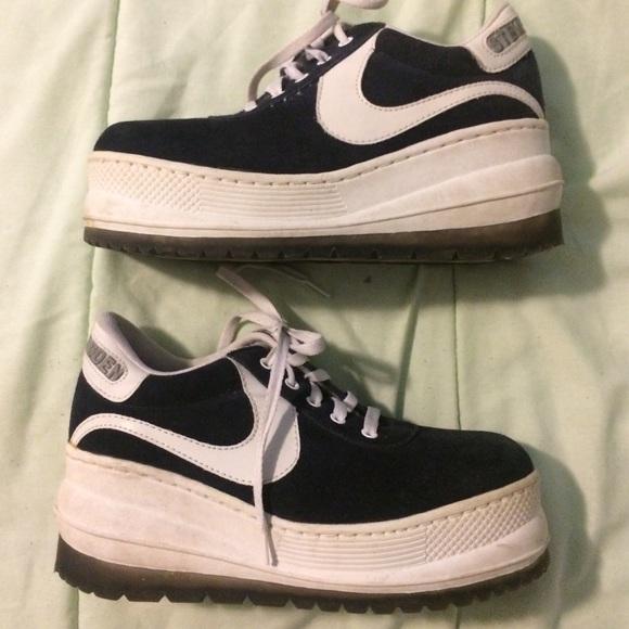 36% off Steve Madden Shoes - Late 90's Steve Madden Platform ...