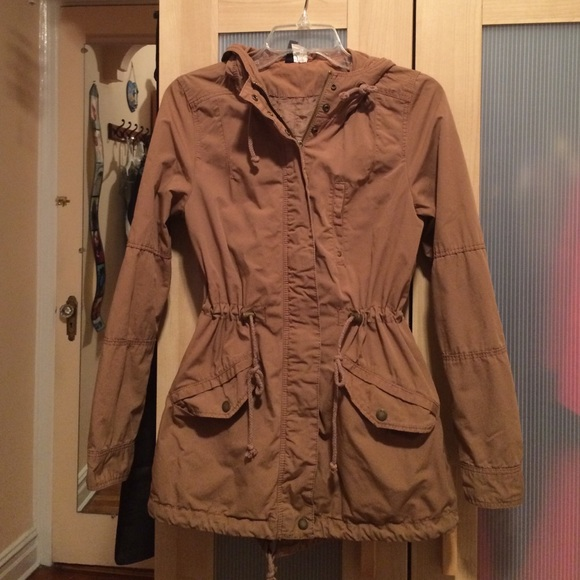 H&M - H&M Anorak/Utility Jacket from Michelle's closet on Poshmark