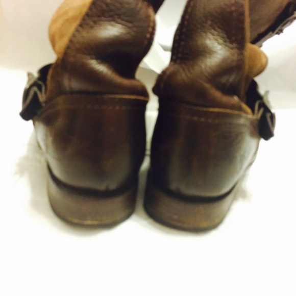 72 frye shoes frye suede leather boots from