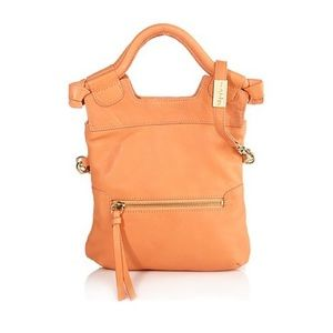 Foley+Corinna Disco City Bag in Peach