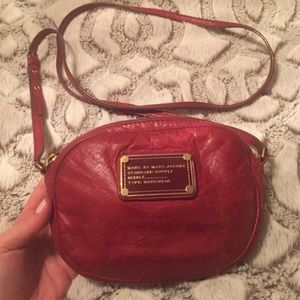 ⚡️LOWEST⚡️MARC by MARC JACOBS small red bag