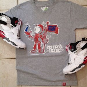 725f3f1e70254 Astro Issie Tops | 1980s Spaceman Crunch Cereal Unisex Tshirt | Poshmark