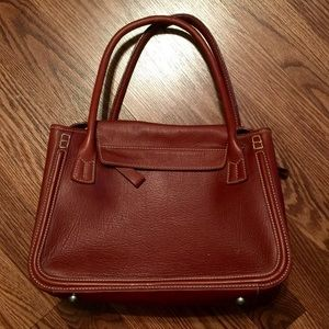 Tod's brown satchel
