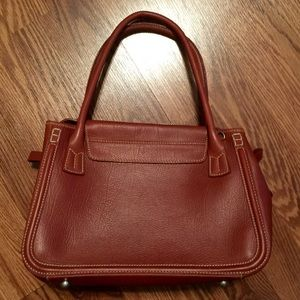 Tod's Bags - Tod's brown satchel