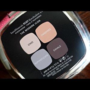 Bareminerals Makeup Bareminerals Modern Icon Eyeshadow Quad Poshmark