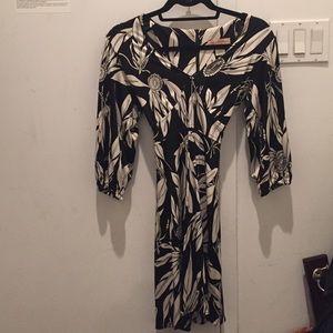 Mara Hoffman Dresses & Skirts - Fun and flirty black and white dress