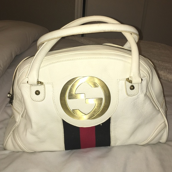 0fee47c66ce Gucci Handbags - Gucci Blondie Bowler Bag price is negotiable.