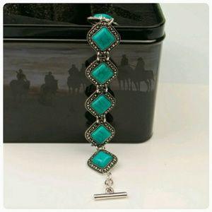 Jewelry - 🎀SOLD🎀Turquoise Bracelet