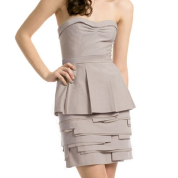 Bcbgmaxazria Dresses Skirts Need Gone Bcbg Annika Structured