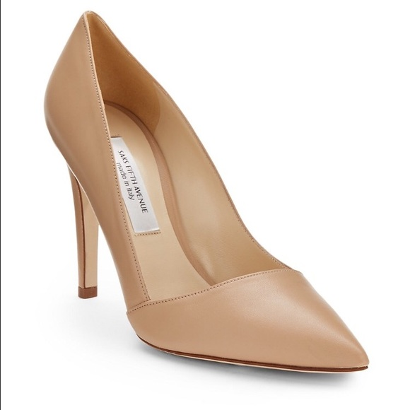 d79e6efb7 Saks Fifth Avenue Made in Italy Shoes