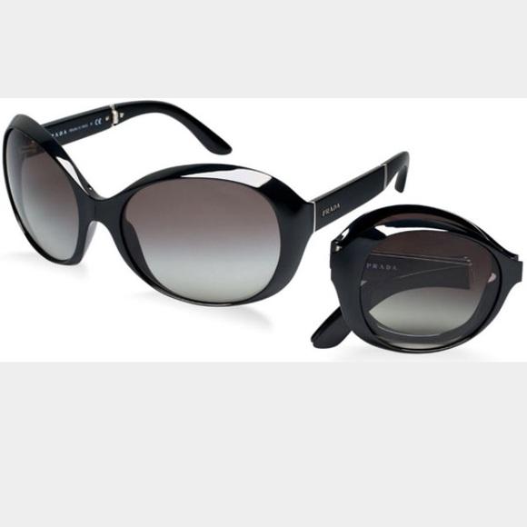 dbed387d3a29 Prada Accessories | Folding Sunglasses Beautiful | Poshmark