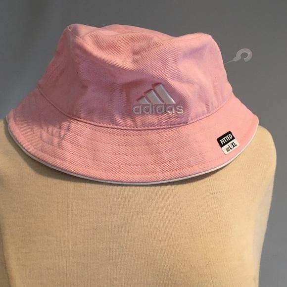 NWT ADIDAS Bucket Hat 6ad9b6c93a0