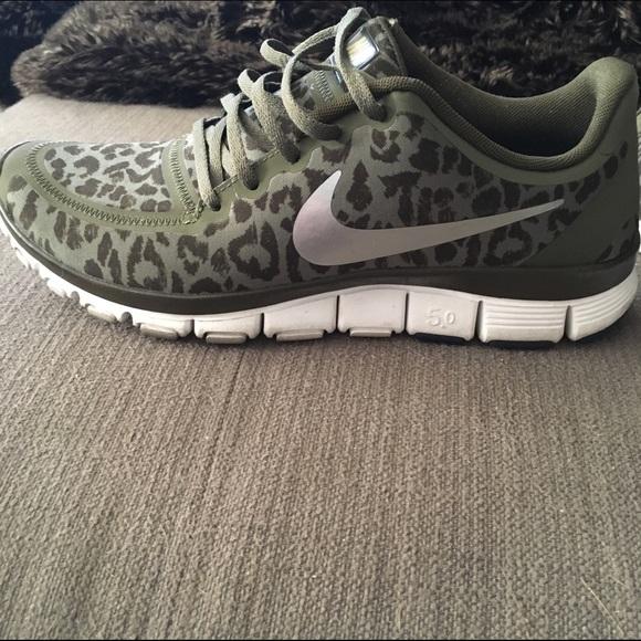 new photos 85557 fea66 Green leopard Nike Free 5.0. M 5678344101985e32ea03328e