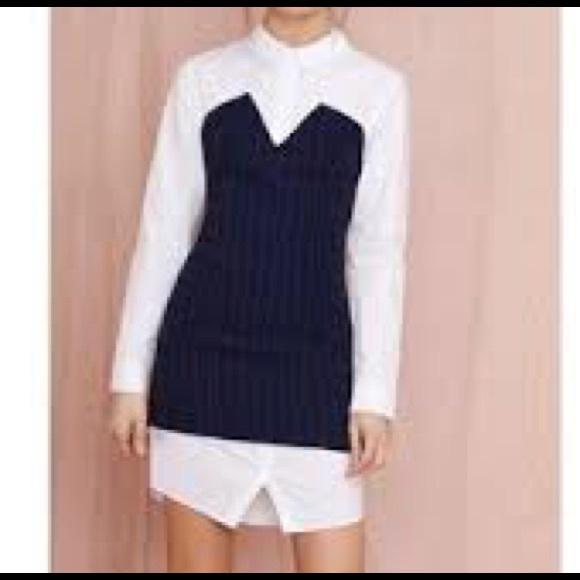 Endless Rose Dresses - Layered Shirt Dress