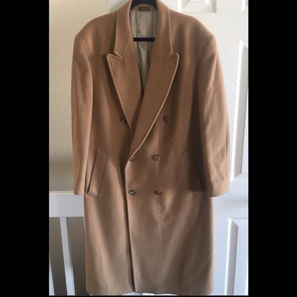 2ee789461d9 Nino Cerruti Jackets & Coats   Cashmere Coat   Poshmark