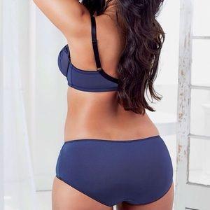 b367f7e9d6 Adore Me Intimates   Sleepwear - Janina Unlined 42D bra + 2XL panties