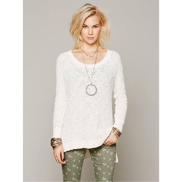 f3ad1529f9 Free People Honey Comb Pullover