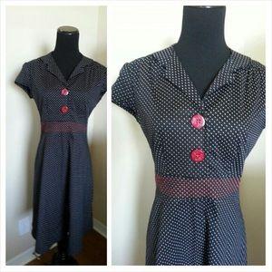 Ruby Rox Dresses & Skirts - Ruby rox  polka dot dress