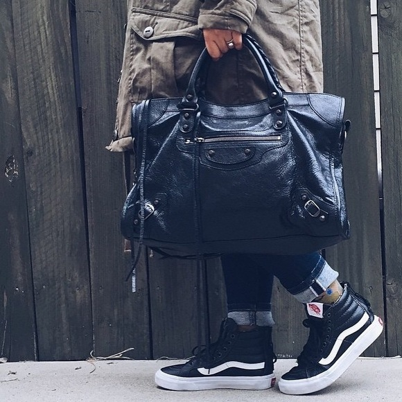 c923991c5191f4 Vans Leather Sk8 Hi Slim Zip