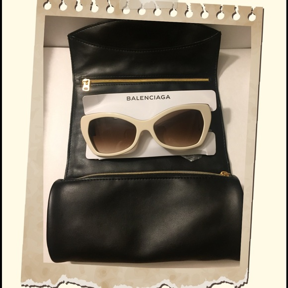 f3568b727f8c Balenciaga Accessories | Final Sale Womens Cat Eye | Poshmark