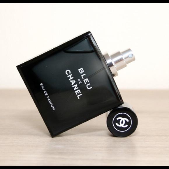 Chanel Accessories Bleu De Eau De Parfum Pour Homme Spray Poshmark