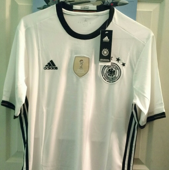 Adidas Tops - Germany Soccer World Cup FIFA World Champions 2014