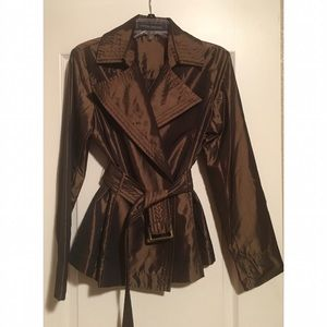 🆕LISTING Bronze Vogue Coat NWOT