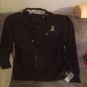 US Army jacket sz M