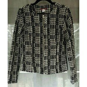 Jackets & Blazers - **Tweed jacket**