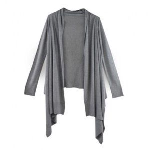 LF Emma & Sam Gray Space Dye Cardigan