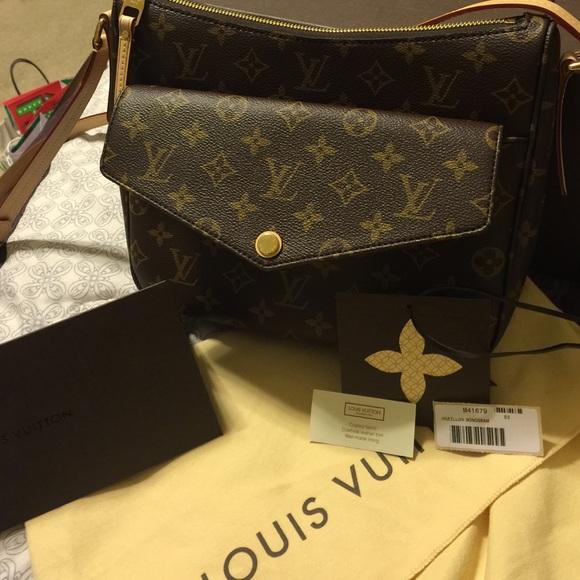 25cb4c0af442 Louis Vuitton Mabillon Monogram M41679 . 💖😜💖🎁