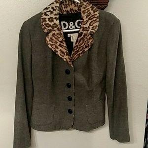 Dolce & Gabbana vintage blazer / jacket.