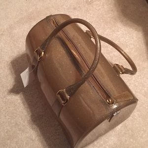 Handbags - Jelly tote in bronze