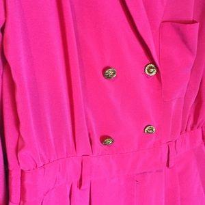Pants - Vintage Pink Jumpsuit