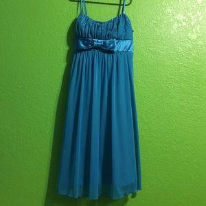 Sherri Hill Dresses & Skirts - Turquoise Formal Dress