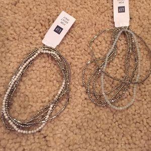 Set of two bracelet sets