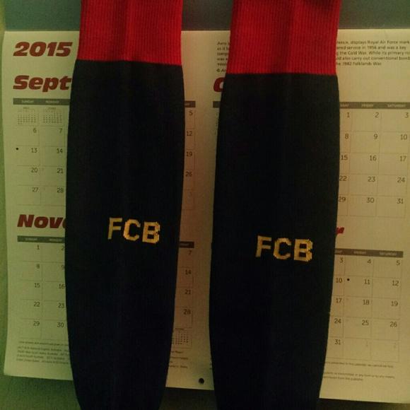 Nike Shoes - #CHAMPION5 Barcelona Soccer Socks Football Gear