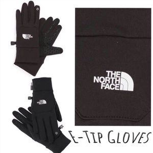The North Face Accessories - 🆕The North Face E-Tip Gloves