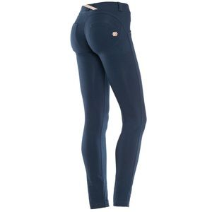 Freddy pant store  Pants - 🎉1day only sale🎉Blue ,plumping freddy jeggings