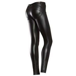 Freddy pant store Pants - Pleather butt plumping freddy jeggings