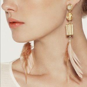 Jewelmint Plume Earrings
