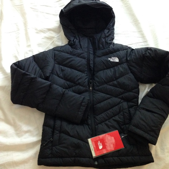 18a1daae3edb The North Face Jackets & Coats | Women North Face Black Destiny Down ...