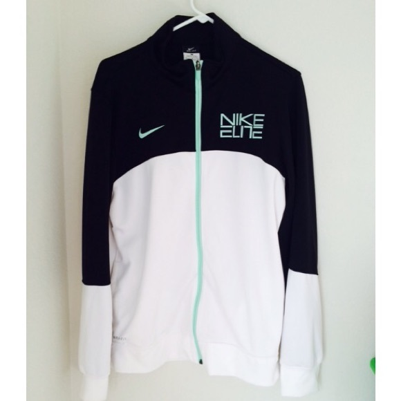 6711e40849b3 Nike Elite Zip-Up Jacket! M 5679a02c36d5945755003e59